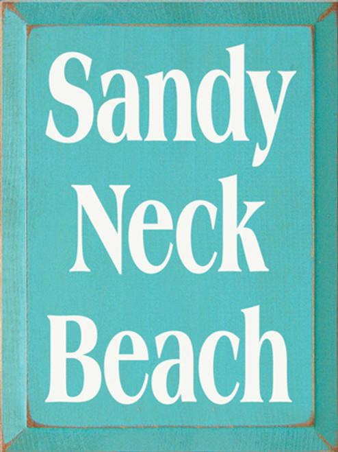 CUSTOM Sandy Neck Beach 9x12