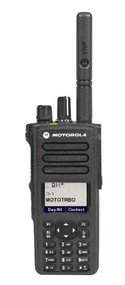 Motorola XPR 7550E Capable 1000CH 5W UHF Display Portable (403-512MHz)