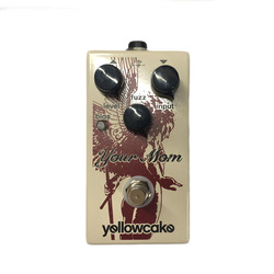 Yellowcake Pedals Your Mom Fuzz Guitar Pedal