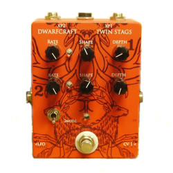 Dwarfcraft Devices Twin Stags Tremolo Guitar Pedal