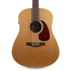 Seagull S6 Cedar Original Slim QIT Acoustic-Electric Guitar