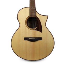 Ibanez AEW22CDNT Cordia Exotic Wood Acoustic-Electric Guitar in Natural