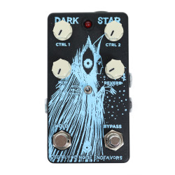 Old Blood Noise Endeavors Dark Star V2 Pad Reverb Pedal