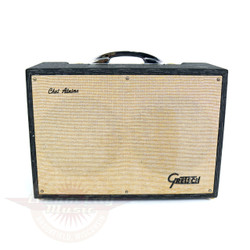"Vintage 1962 Gretsch ""Chet Atkins"" Model 6160 35W 2x12 Tube Combo Amp"