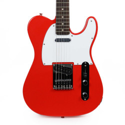 Fender Squier Affinity Series Telecaster with Rosewood Fingerboard in Race Red