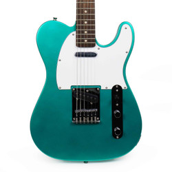 Fender Squier Affinity Series Telecaster with Rosewood Fingerboard in Race Green
