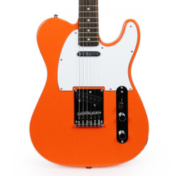 Fender Squier Affinity Series Telecaster with Rosewood Fingerboard in Competition Orange