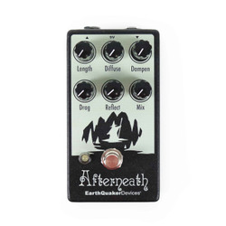 Earthquaker Devices Afterneath V2 Other Worldly Reverb Pedal