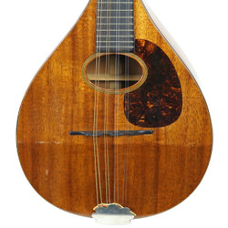 Vintage 1923 Martin Style AK All Koa Mandolin Natural Finish