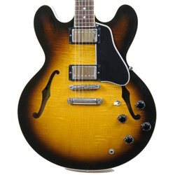 2003 Gibson ES-335 Tobacco Sunburst Finish
