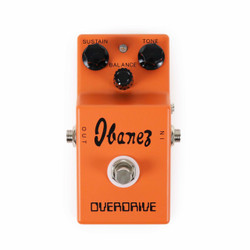 Ibanez OD850 Overdrive Reissue Pedal