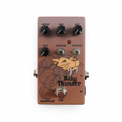 Dwarfcraft Devices Baby Thunder Limited Edition Distortion / Fuzz Pedal