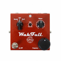 Fulltone Custom Shop WahFull Fixed Wah / Amp Simulator / Narrow Band EQ Pedal