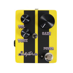 6 Degrees FX Sally Drive Advanced Overdrive Pedal
