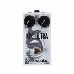 Yellowcake Pedals MK-Ultra Octave Wah Guitar Pedal