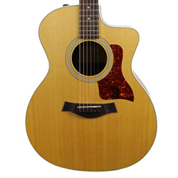 2008 Taylor 214ce Grand Auditorium Acoustic Electric Guitar Made in USA
