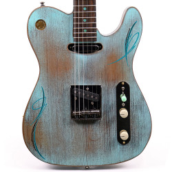 Brand New Race Gas Customs Boutique Electric Guitar Hand Made In USA