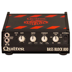 Quilter Bass Block 800 Lightweight 800W Bass Amp Head