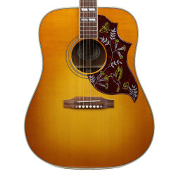Used Gibson Hummingbird Dreadnought Acoustic Electric Guitar in Heritage Cherry Sunburst