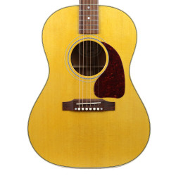 Used Gibson LG-2 American Eagle Acoustic Electric Guitar in Antique Natural