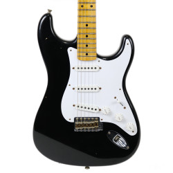 Fender Custom Shop 1956 Journeyman Stratocaster in Black 1 of 2