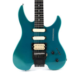 1991 Steinberger USA GR-4 Turquoise Finish