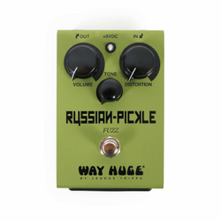 Way Huge Electronics WHE408 Russian Pickle Fuzz Pedal