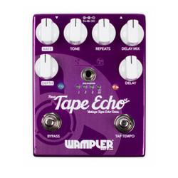 Wampler Faux Tape Echo V2 Delay Pedal with Tap Tempo