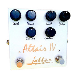 Jetter Gear Altair IV Dual Drive Pedal