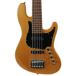 Rare 1990's Trace Elliot 5-String T-Bass Natural