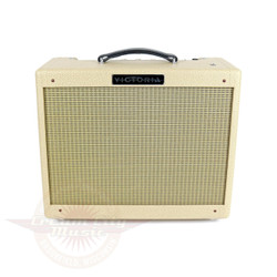 Victoria Vicky Vibe Jr. 12W 1x12 Boutique Tube Combo Amp