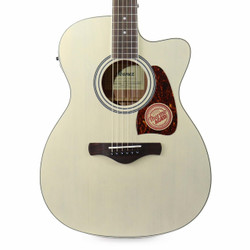 Ibanez AC320CE Artwood Grand Concert Acoustic Electric Guitar in Antique Blonde Low Gloss