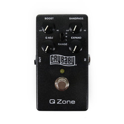 Dunlop Cry Baby Q-Zone Auto-Wah Guitar Pedal