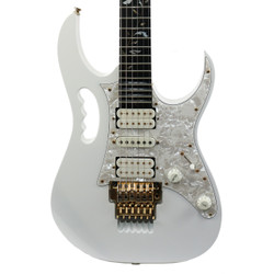 1993 Ibanez Steve Vai Signature JEM7V White Finish