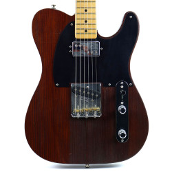 2015 Fender Limited Edition American Vintage Hot Rod 50's Reclaimed Redwood Telecaster Electric Guitar