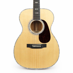 Martin Custom Shop 00-41 Parlor Goncalo Alves Acoustic Guitar