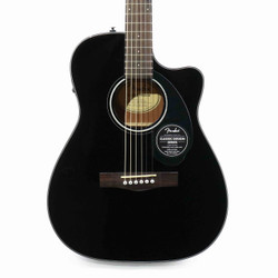 Fender CC-60SCE Concert Acoustic Electric in Black