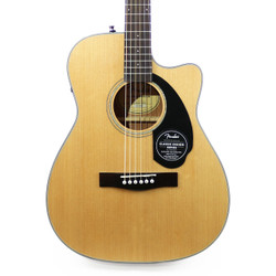 Fender CC-60SCE Concert Acoustic Electric in Natural