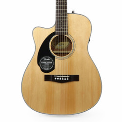 Fender CC-60SCE Left Handed Concert Acoustic Electric in Natural