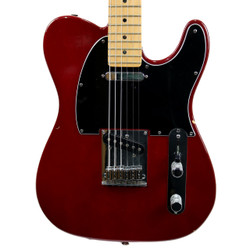 2010 Fender 60th Anniversary Limited Edition American Deluxe Telecaster Crimson