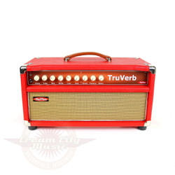 2013 Redplate TruVerb 100W Boutique Tube Amp Head