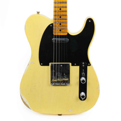 Fender Custom Shop 2017 Limited '51 Nocaster Relic in Faded Blonde
