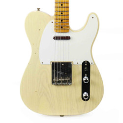 Fender Custom Shop 2017 Limited '55 Telecaster Journeyman Relic in Honey Blonde