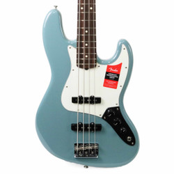 Fender American Professional Jazz Bass Rosewood Fretboard in Sonic Gray