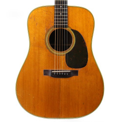 Vintage 1955 Martin D-28 Dreadnought Acoustic Guitar Natural Finish