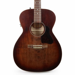 Art & Lutherie Legacy Concert Hall Acoustic Electric in Bourbon Burst