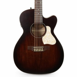Art & Lutherie Legacy Concert Hall CW 12 String Acoustic Electric in Bourbon Burst