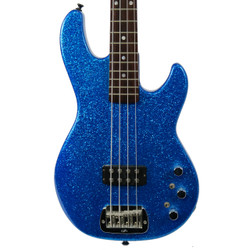 2007 G&L L-1500 Bass Blue Sparkle