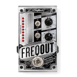 Digitech Freqout Natural Feedback Creator Pedal