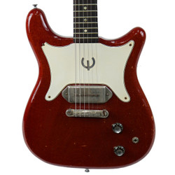 Vintage 1964 Epiphone Coronet Cherry Finish